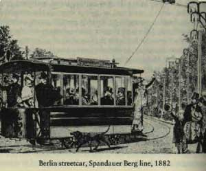 Berlin Streetcar